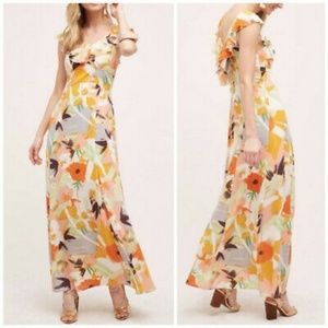 Anthropologie Harlyn Dress Excellent Condition